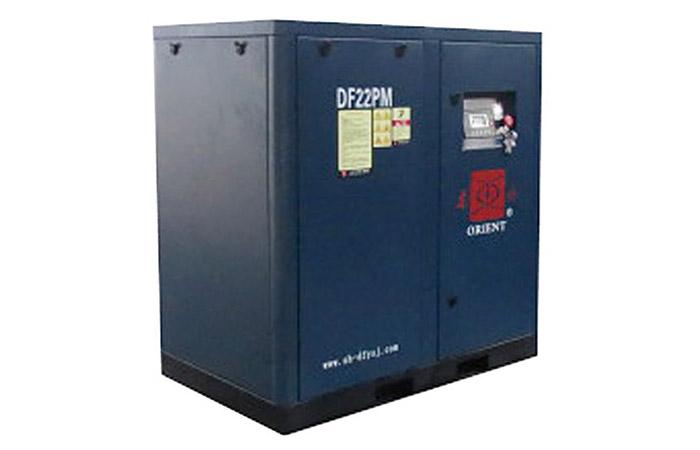 螺杆式永磁变频空气压缩机