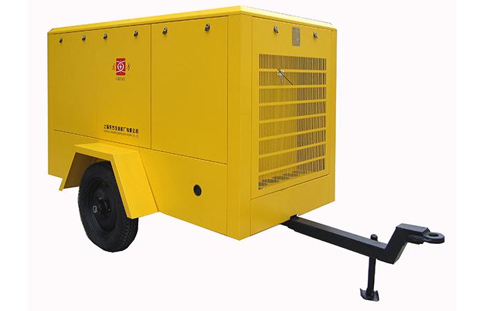 螺杆式柴油移动空气压缩机