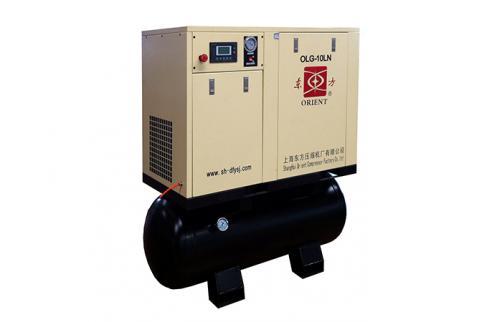 螺杆式一体化空气压缩机