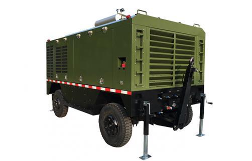 野戰專用氣源平台