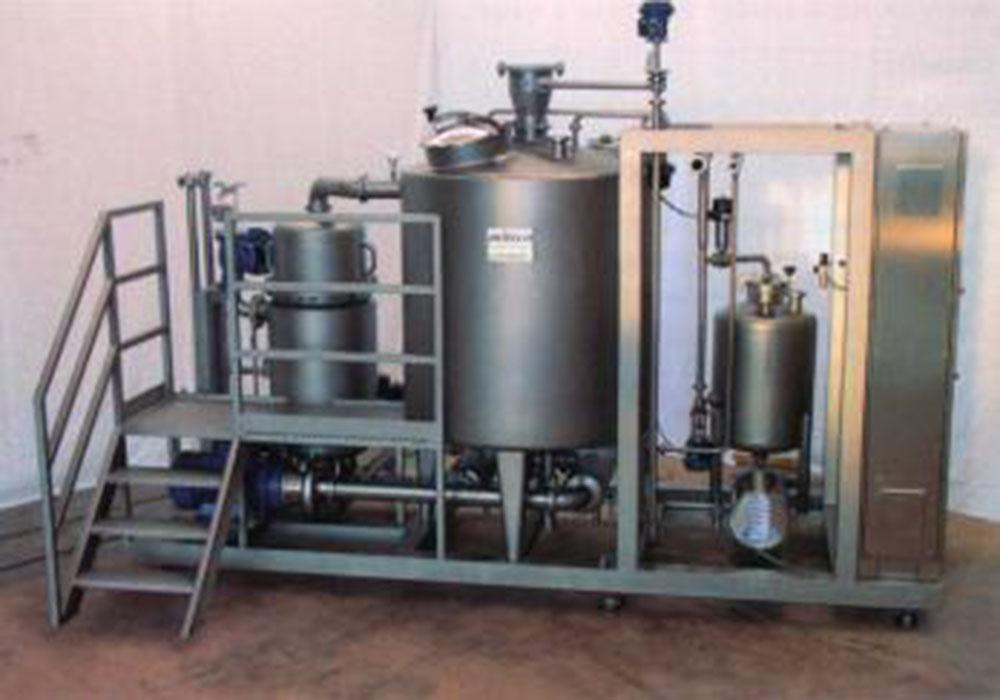 椰子饮料加工生产线