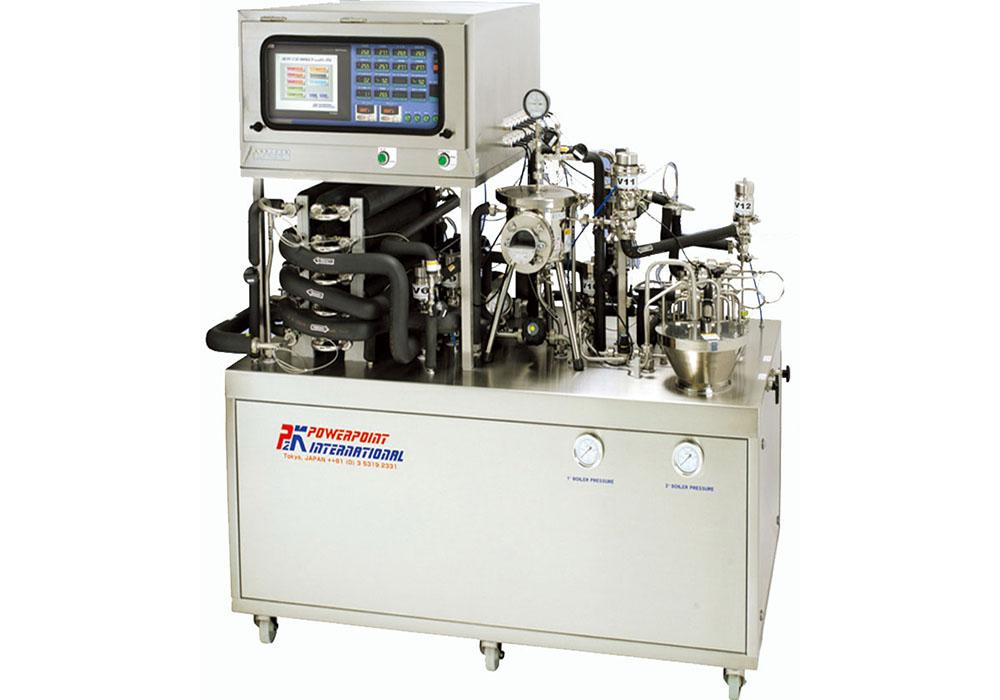 Direct Stream Injection Machine