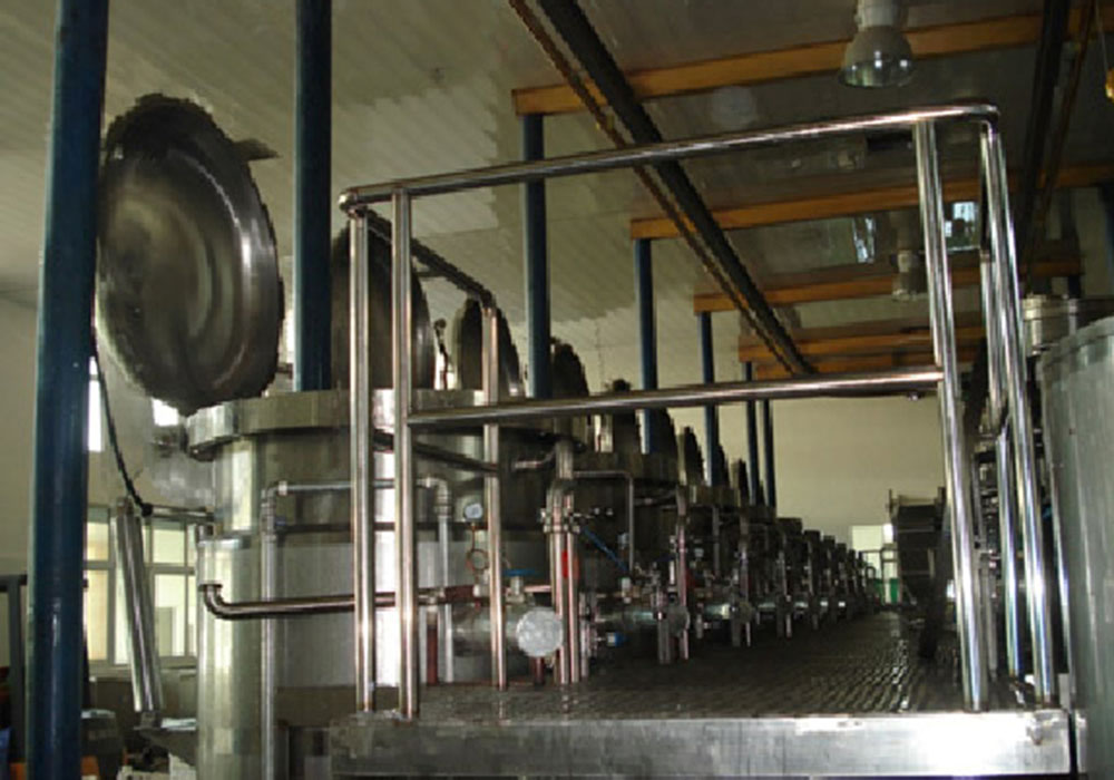 枣.山楂加工生产线