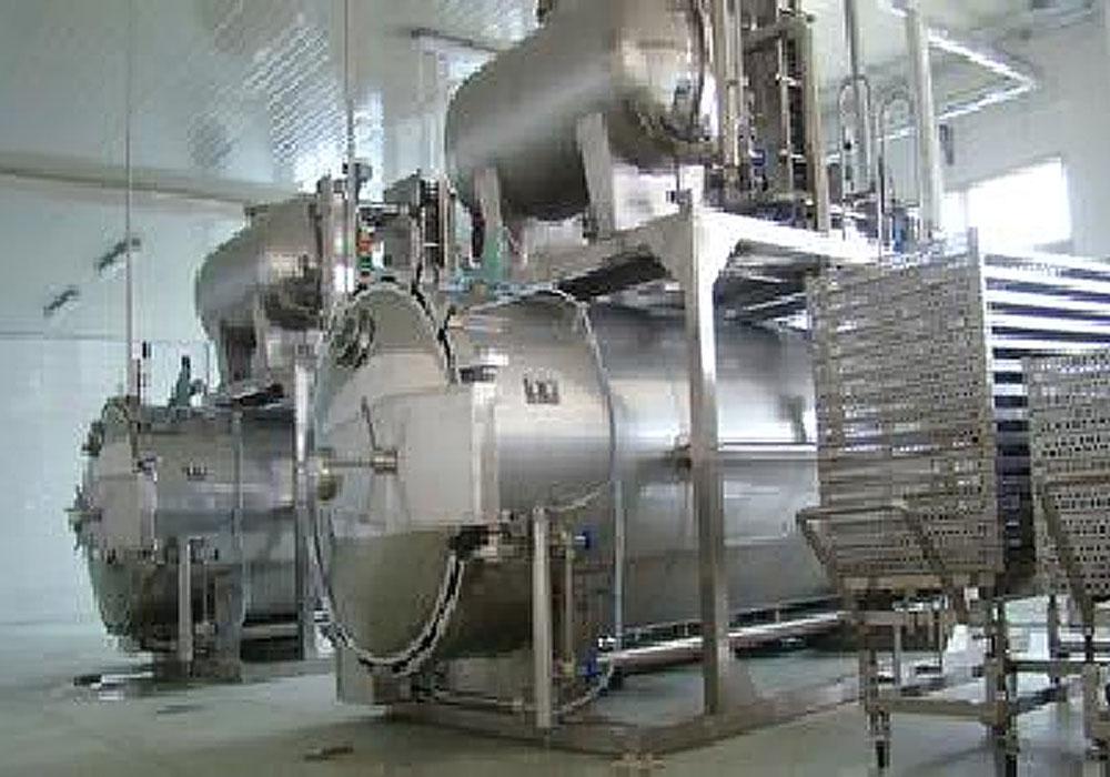 花生核桃乳饮料加工生产线
