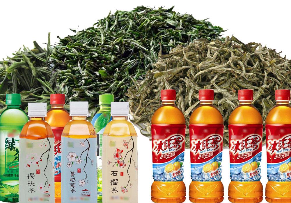 草本植物.茶饮料加工生产线