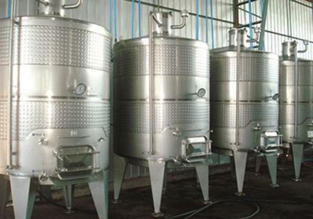 果酒果醋酵素中试生产线
