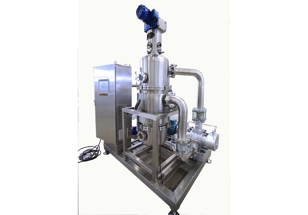 MVR薄膜蒸发器