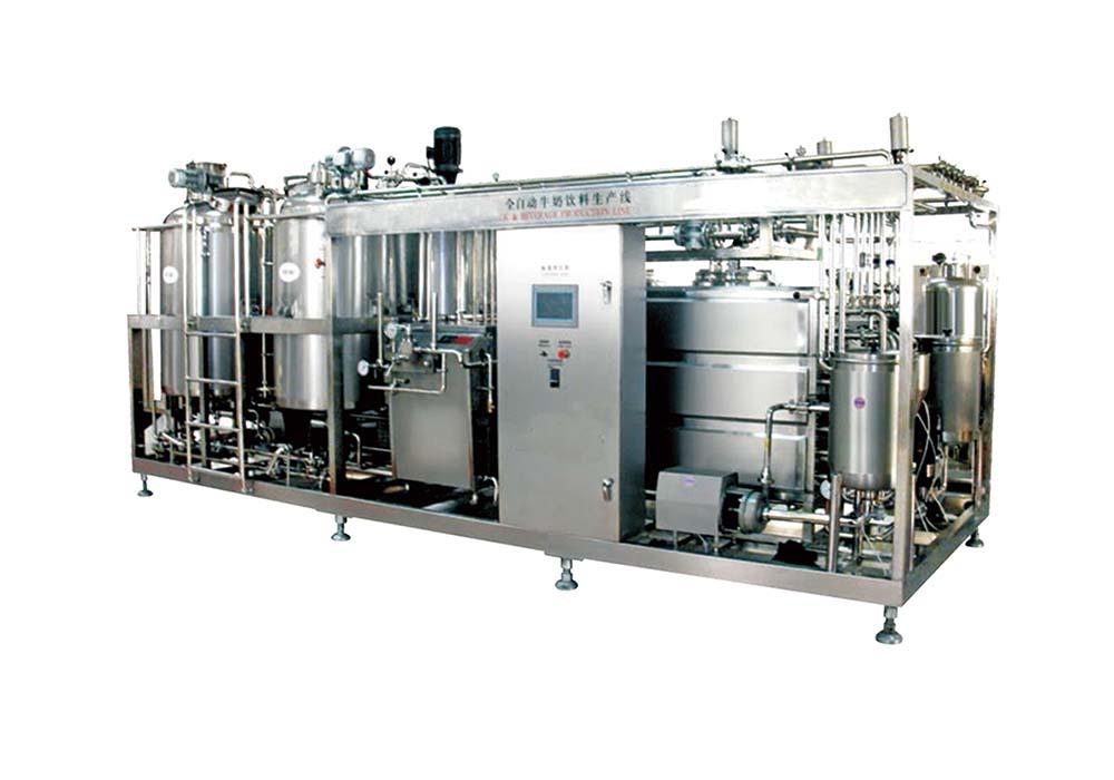 Yogurt Production Plant