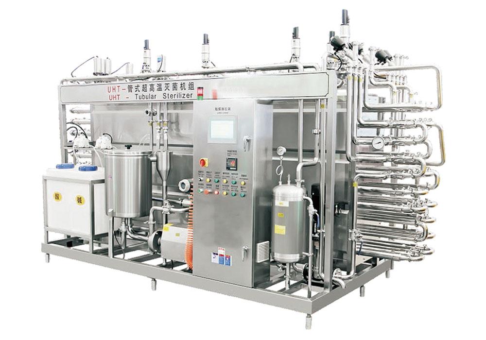 炼乳加工生产线