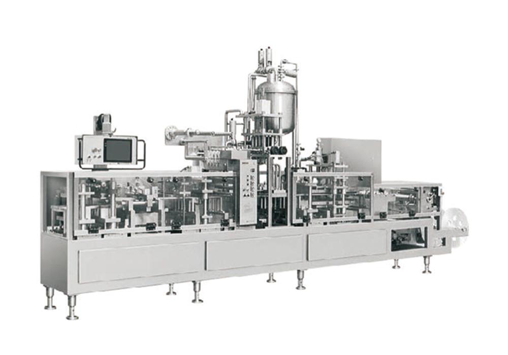 Cream Processing Line