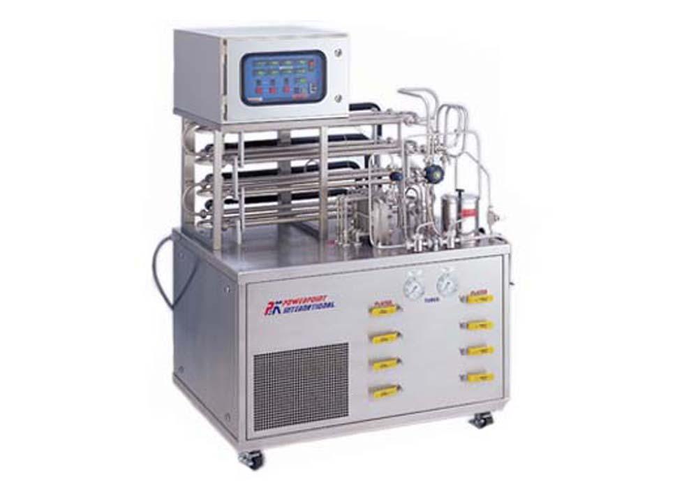 PT-20C实验型微型管板式杀菌机