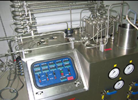PT-20T实验型微型管式杀菌机