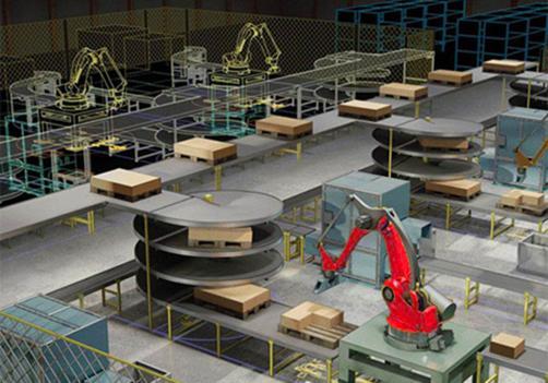 智能工厂整体解决方案