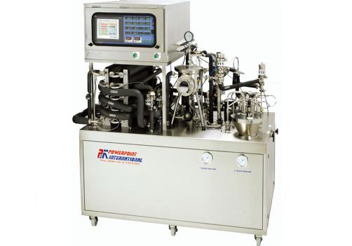 Máquina de inyección de vapor directo