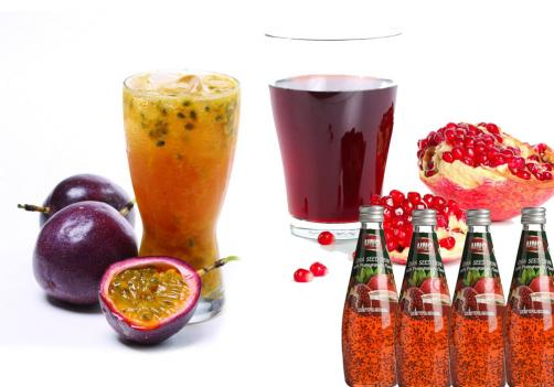 Passion Fruit/Guava Beverage Processing Line