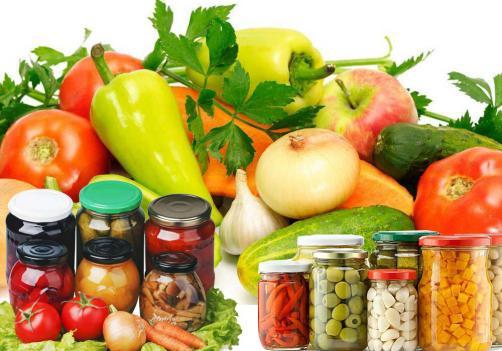 果蔬罐头加工生产线