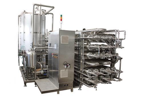 Máquina de esterilización