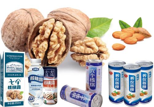 Peanut/ Walnut Milk Beverage Processing Line