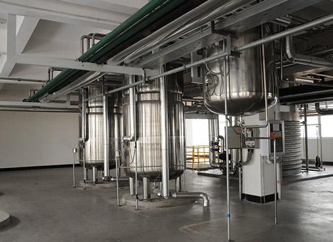 多级规模发酵设备