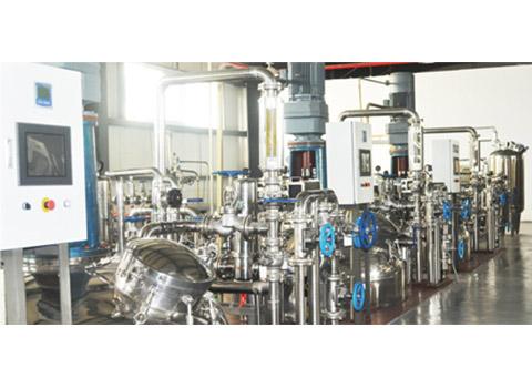 三级规模发酵设备