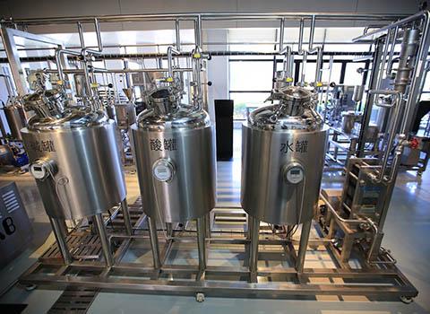 食品生物加工技术研发中试生产线