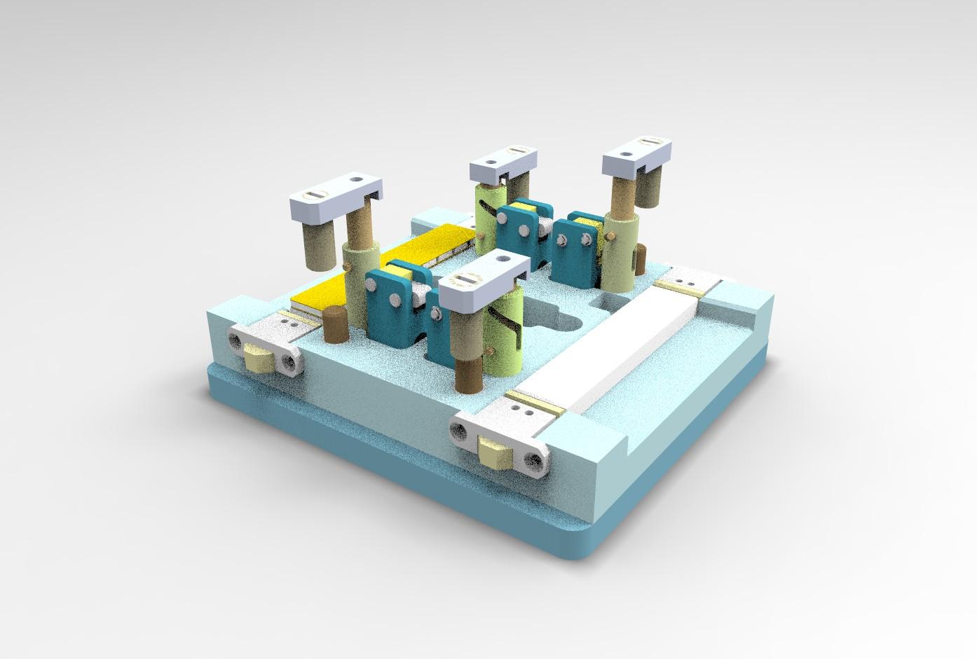 新能源汽车PTC加热器全自动柔性生产解决方案
