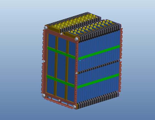 聚合物软包PACK线解决方案