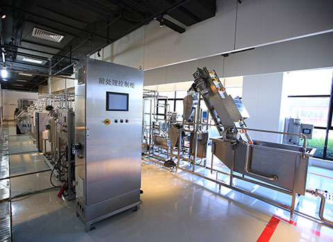 食品生物加工技术研发示范工程中心简介