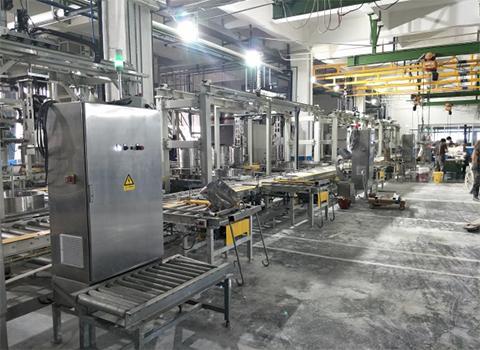 陶瓷/卫浴行业智能工厂解决方案
