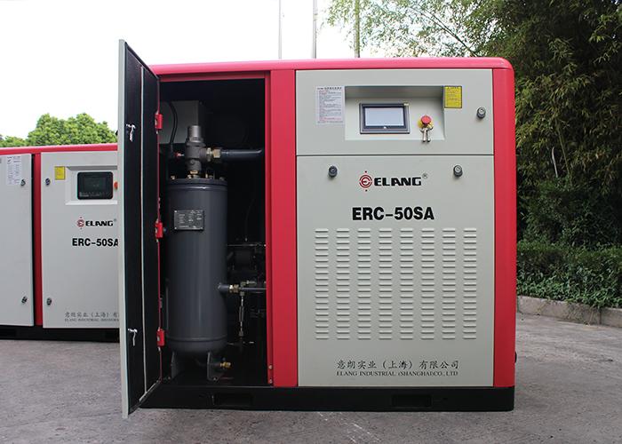 Motor de Compresor Servo