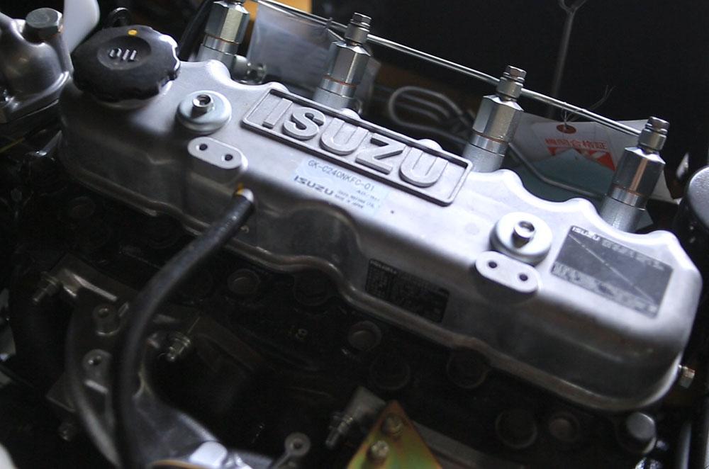 Diesel / LPG Forklifts