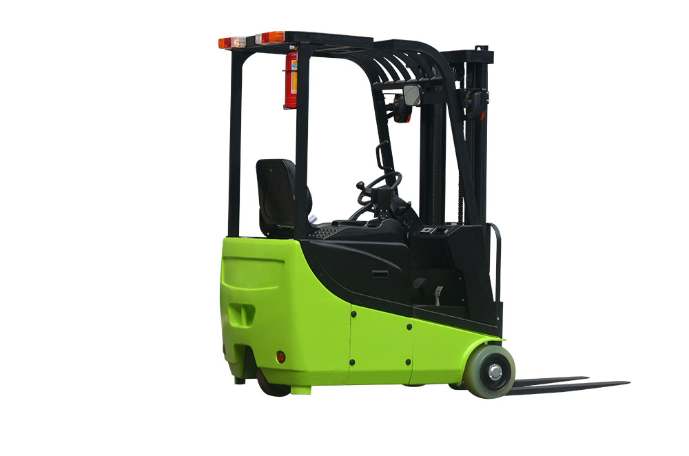 3-wheel Electric Forklifts