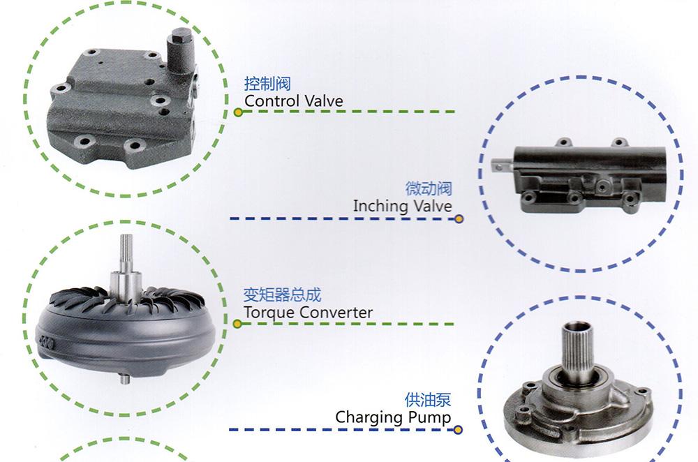 Transmission & Drive axles