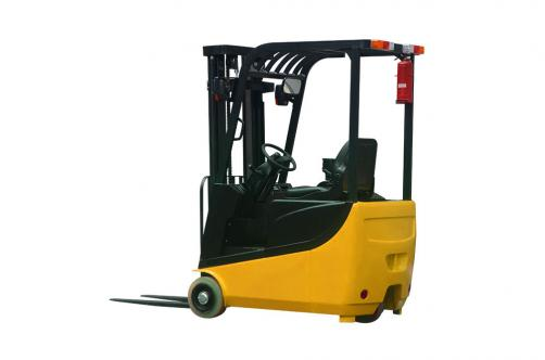3-wheel Electric Forklifts(warehouse)