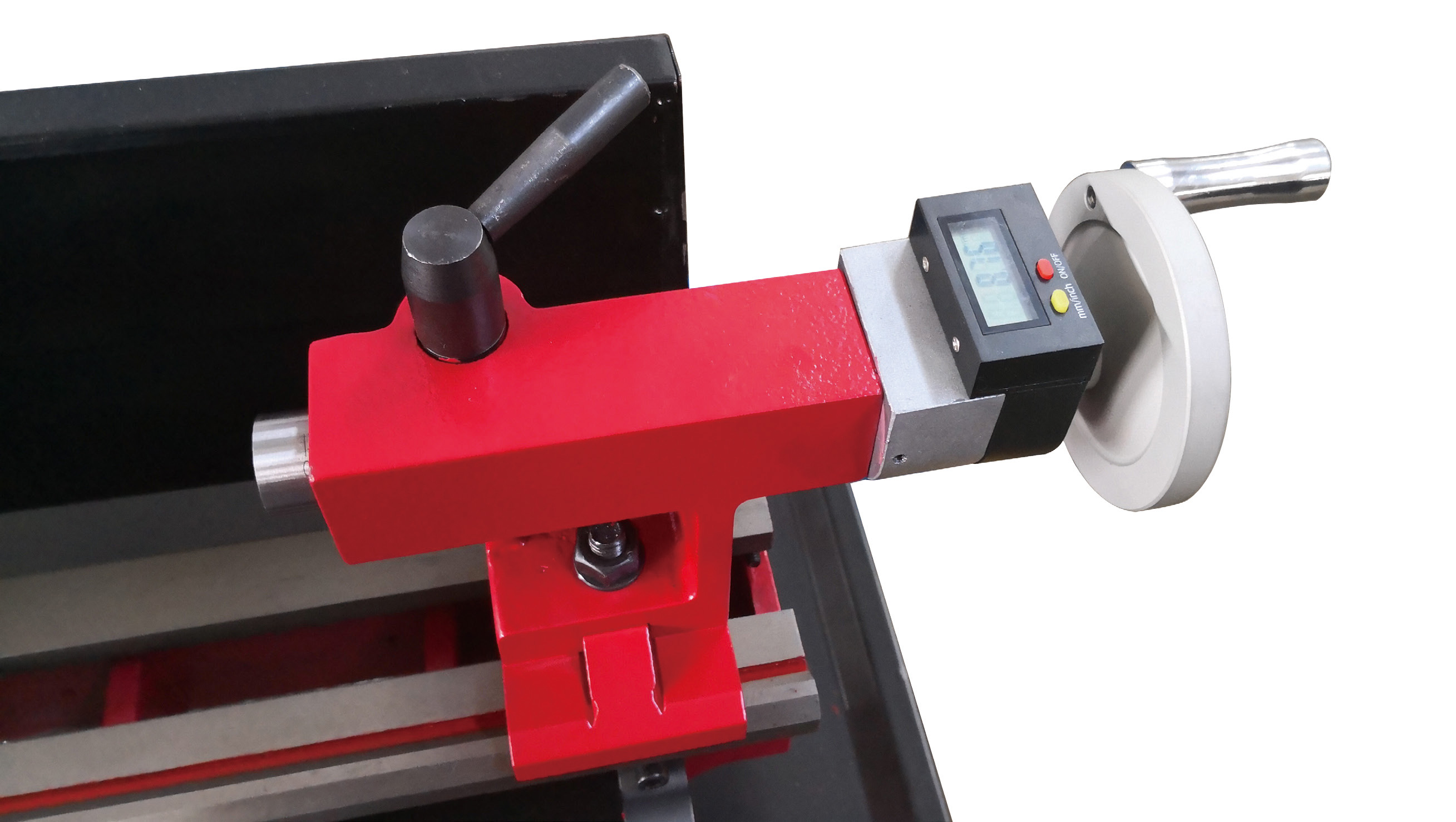 New Tech- Tailstock DRO