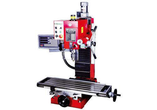 SX4-Digi Bench Mill Drill