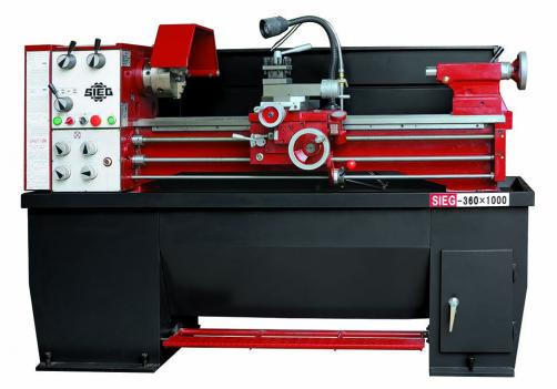 High Speed Precision Lathe- 360 Series
