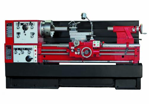 Medium Duty Precision Lathe-460B Series