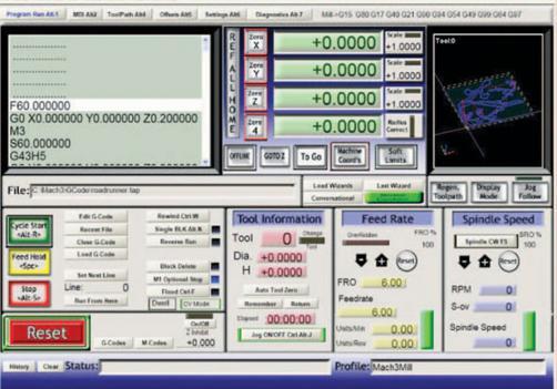 Mach Control System