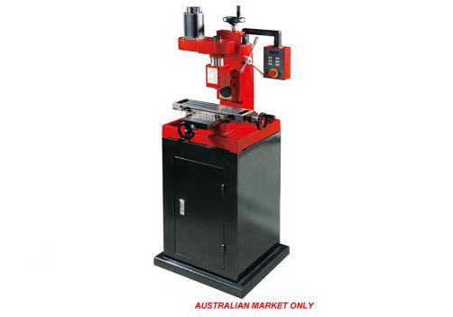SU2 HiToque Universal Milling & Grinding Machine