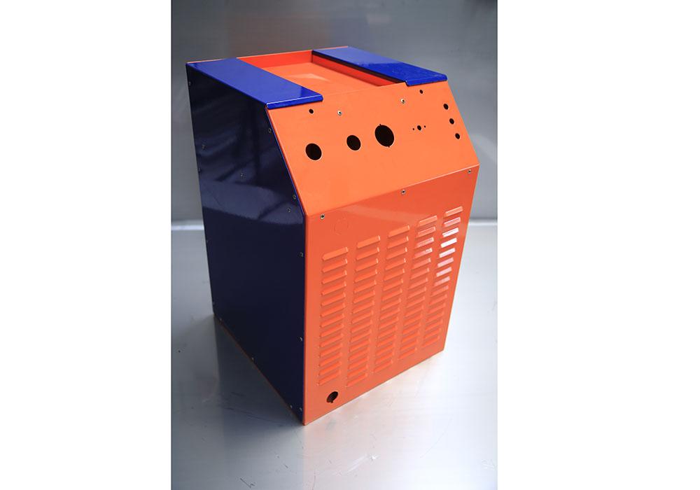 焊接机壳2