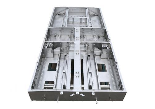地铁/轻轨空调壳2
