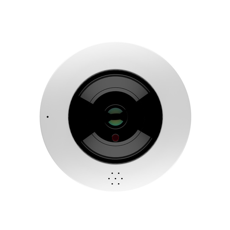 3MP WiFi 360° Panoramic Fisheye IR Dome IP Camera NCPF-3M