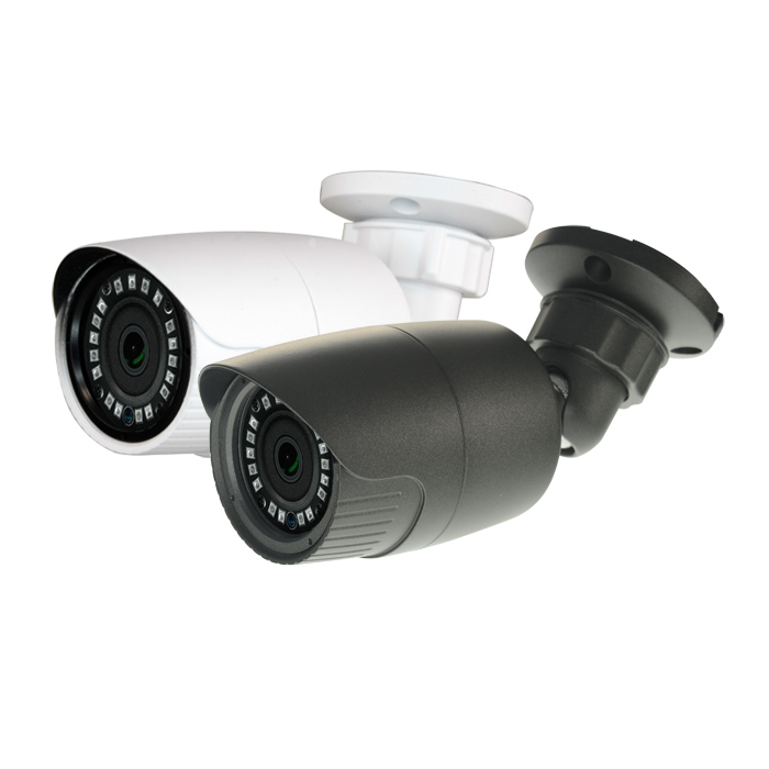 4MP 4-IN-1 Outdoor Fixed 30m IR Bullet Camera ACT209-4M