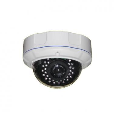 8MP 4K Fixed Vandalproof IR Dome IP Camera NC5131-8MH