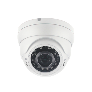 3MP 5Faces Per Frame Detection IR Dome IP Camera IGC125B-3M