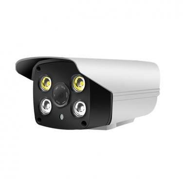 2MP XMEye Black Light Full Color Fixed IR Bullet IP Camera NC5234BL-2M