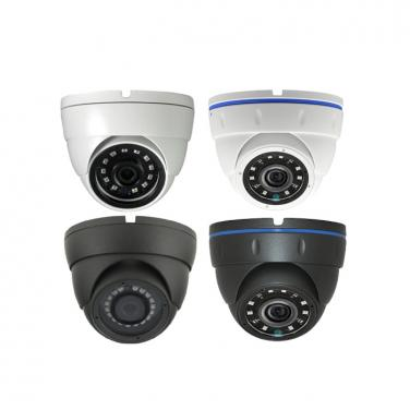 2MP XMEye Fixed Small Eyeball IR Dome IP Camera NC5124-2M