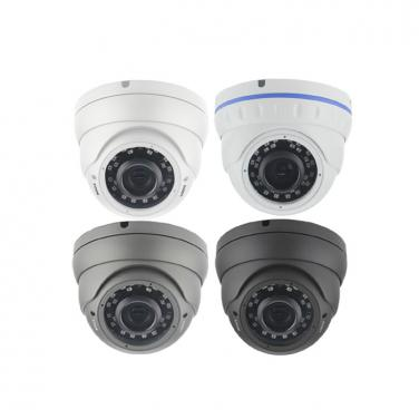 2MP XMeye Black Light Fixed Eyeball IR Dome IP Camera NC5125BL-2M