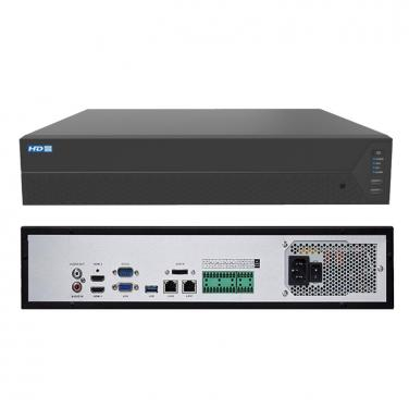 64CH 5MP Face Detection VSS Mobile 8HDD H.265 NVR NVR8164